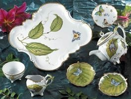 Love ALL Anna Weatherley China patterns...maybe if I win the lottery.