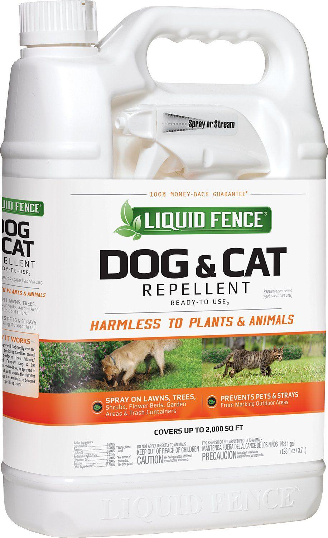 liquid cat repellent
