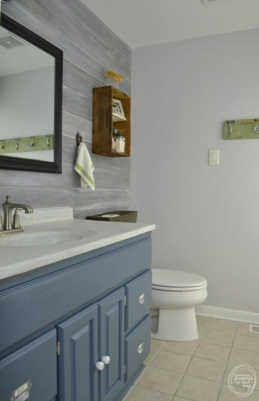 20 Fabulous Room Makeovers Budget bathroom remodel, Budget