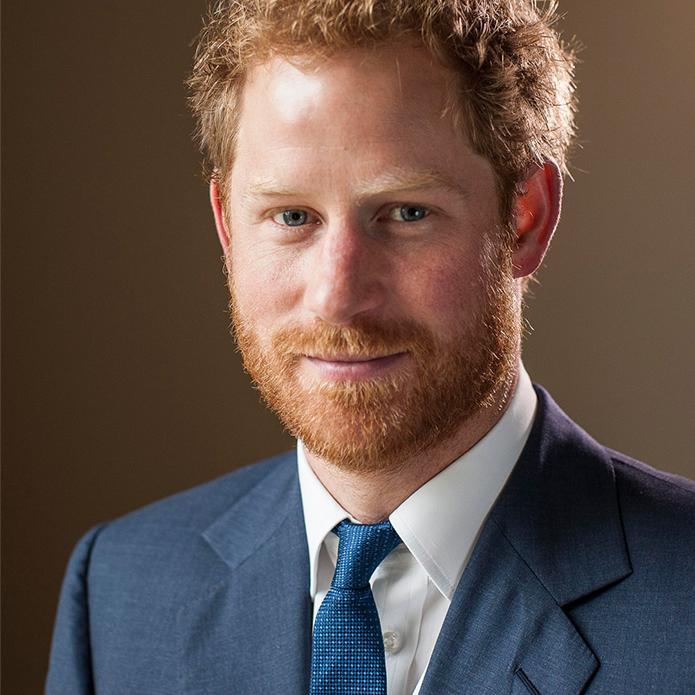 HRH Prince Henry Of Wales …