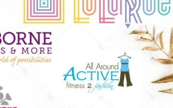 This Saturday At 11am Shopping Bonanza Shop Us All Around Active Workout Clothes Usa Outfit Gym Workouts