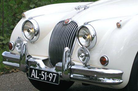 Jaguar XK 150 OTS 3.4 litre, 1958