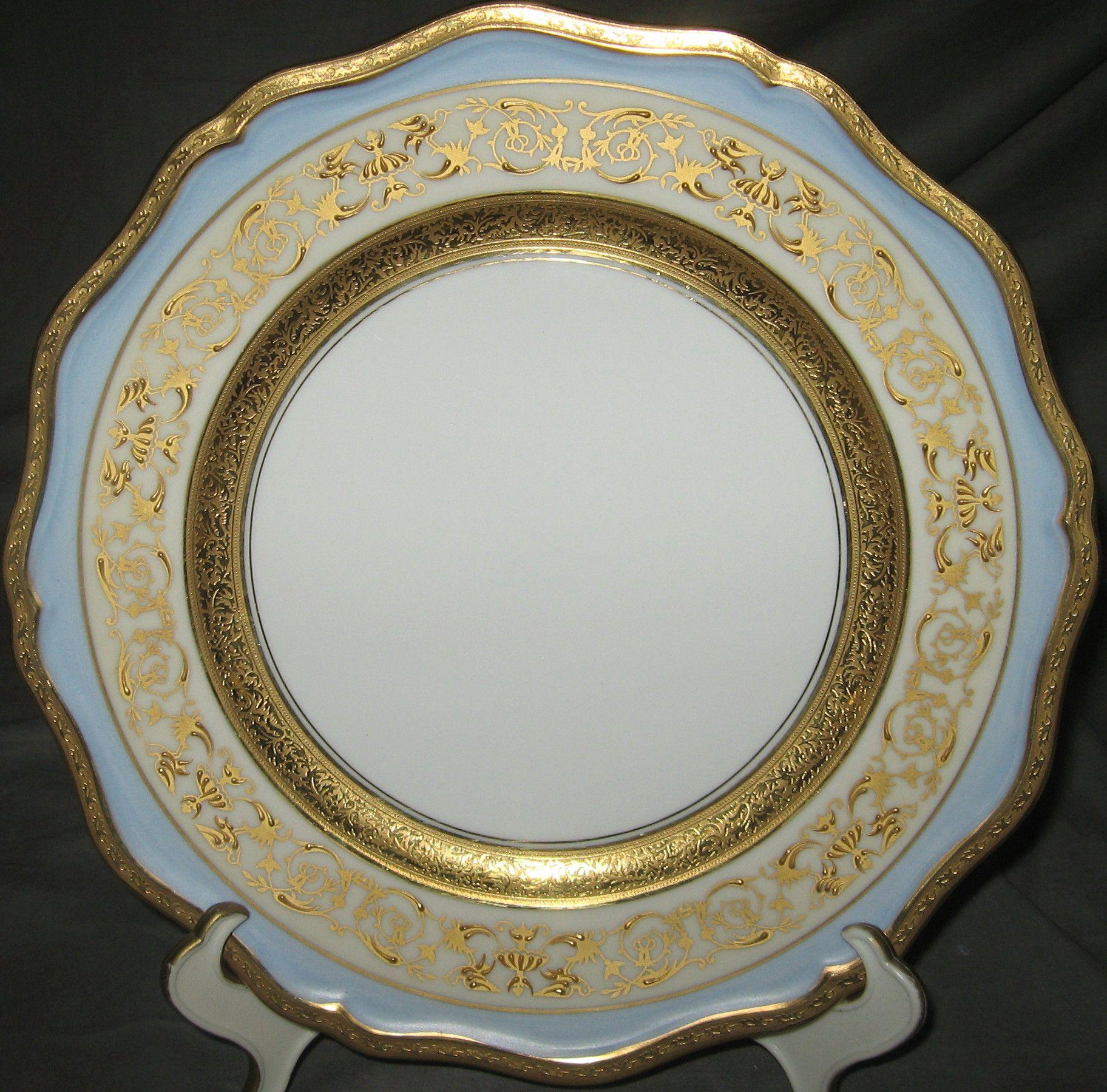 Raynaud Scheherazade Dinner Plate | Really Expensive Stuff ...