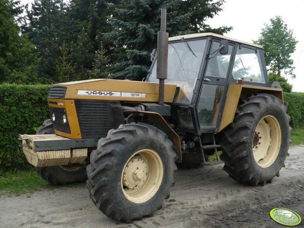 Ursus 1614 155 Pk Classic Tractor Tractors Ursus