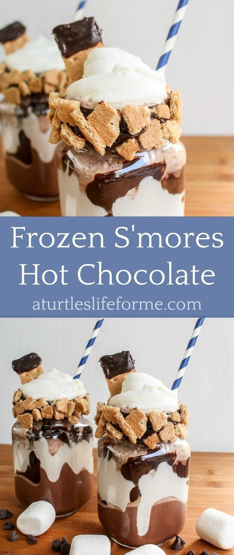 20 Best Frozen Hot Chocolate Recipes – Quick & Easy