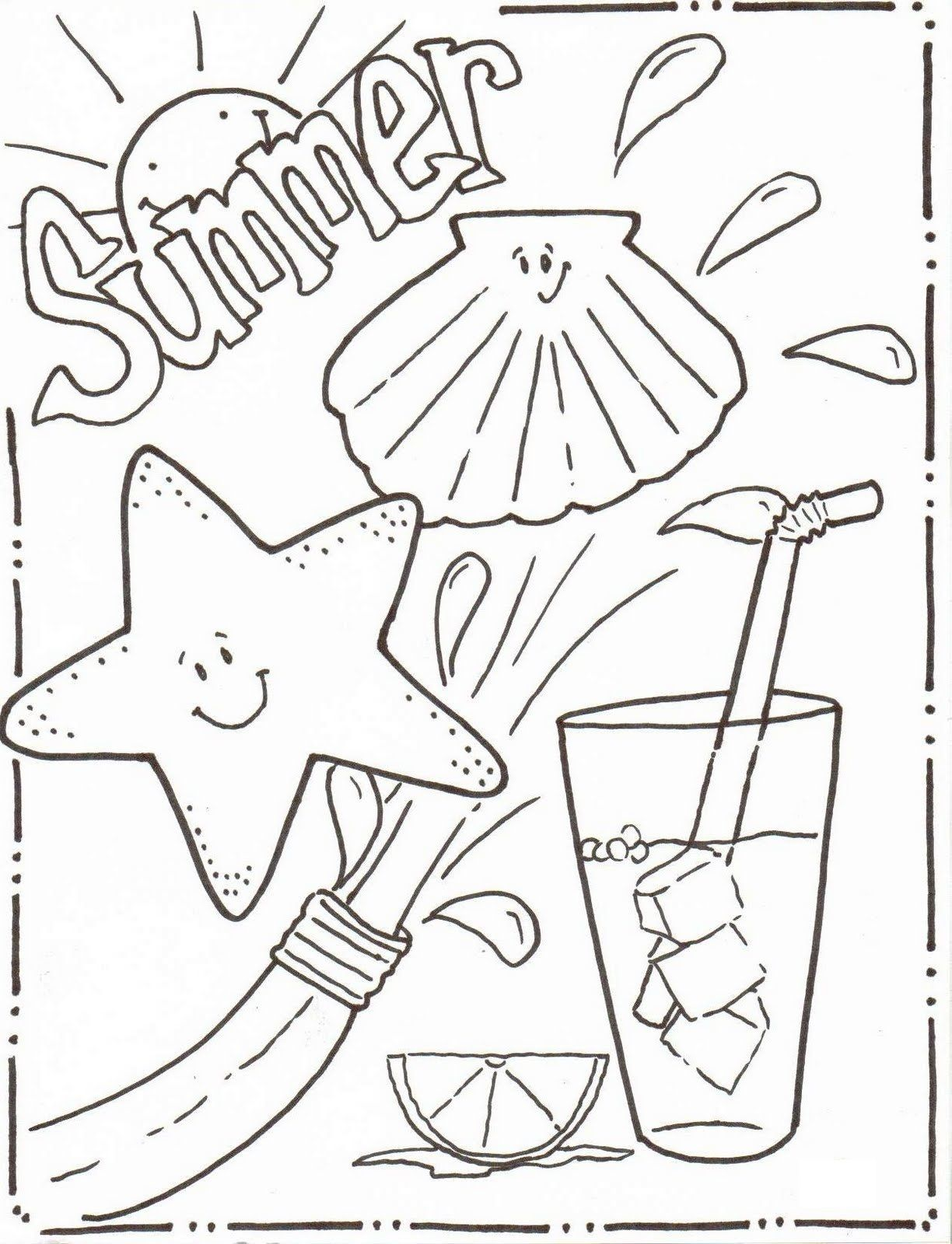 Fun Pages For Kids Printable Free