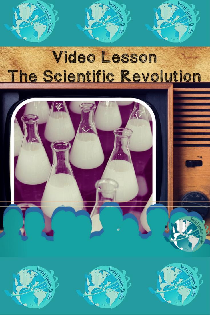 worksheet The Scientific Revolution Worksheet video lesson the scientific revolution revolution