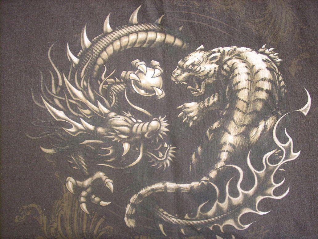 Tattoo Tigre Y Dragon Google Search Japanesekoidragontattoo Koi Dragon Tattoo Japanese Dragon Tattoos Dragon Tiger Tattoo