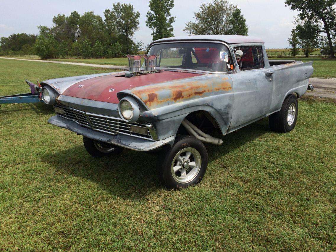 '57 Ford Ranchero Gasser