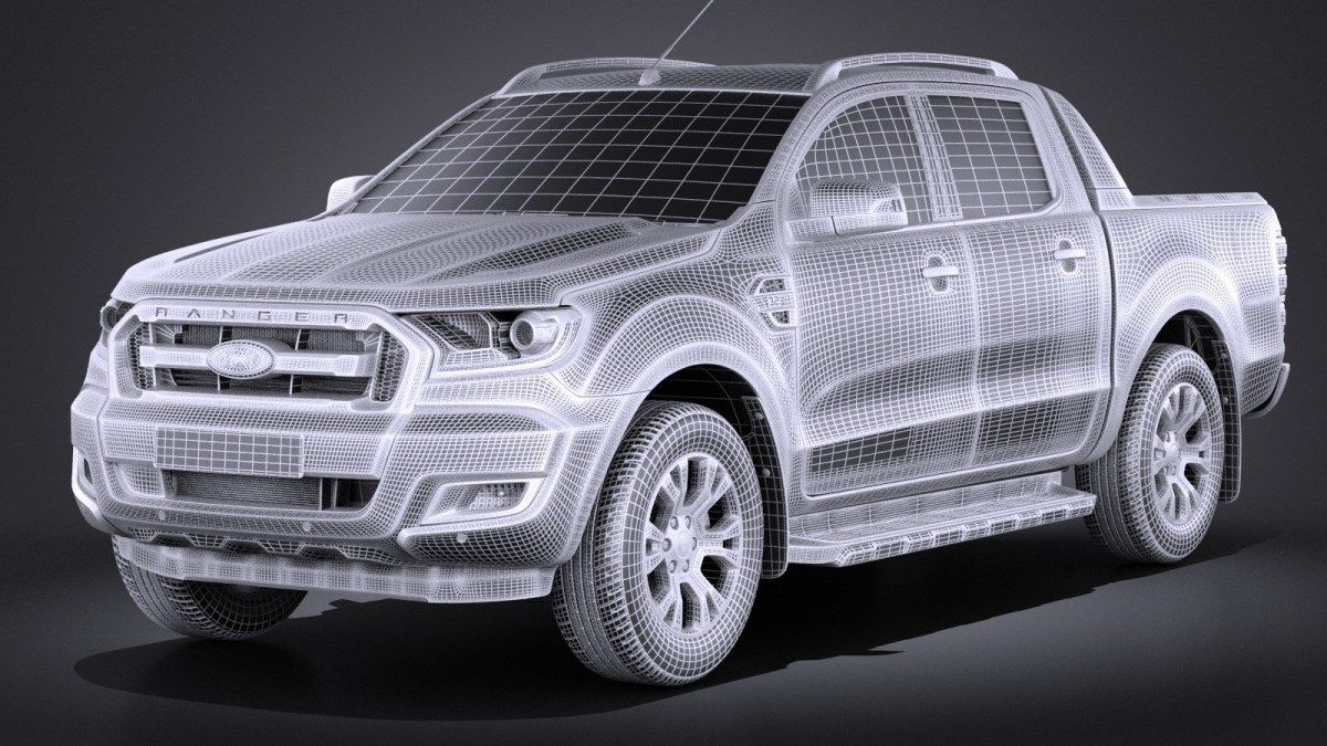 2018 Ford Ranger Wildtrack Concept and Performance