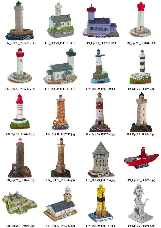 Les Phares Lighthouses Bretons 3 Http Www