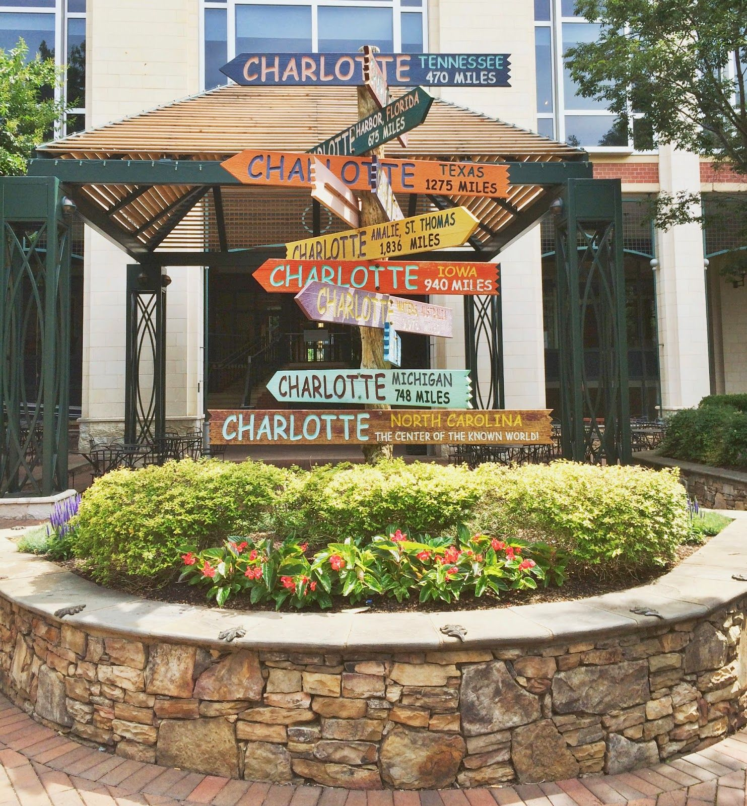 Top landscapers in charlotte nc - Top 10 Southern Cities To Visit Charlotte Nc