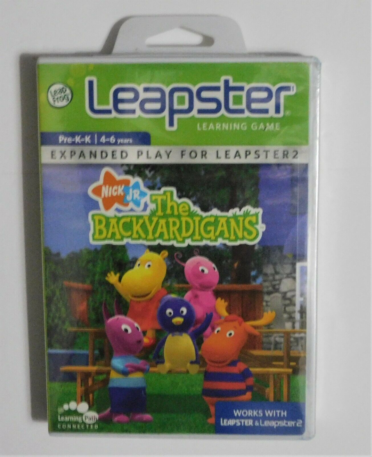 "Details about New Leap Frog Leapster Nick Jr. ""The"