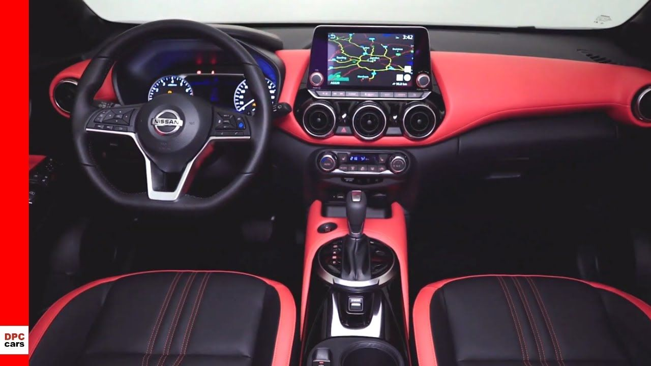 Awesome Nissan Juke 2020 Interior And Review Di 2020