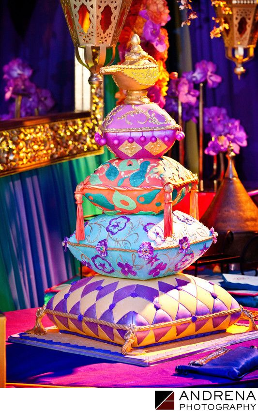 Princess Jasmine Birthday Party Aladdin