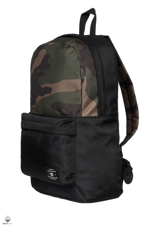 4993d24644c06 Plecak DC Shoes Bunker Fabrics Backpack 18.5L