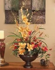 Oriental Faux Flower Arrangements Images Google Search Flowers