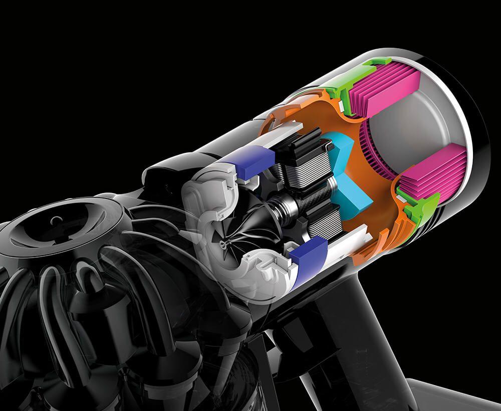 dyson мотор