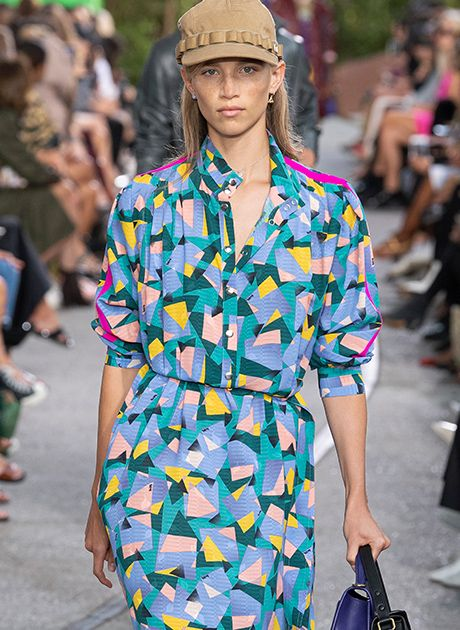 Spring/Summer 2021 Print Trend - Twisted Geometry ...