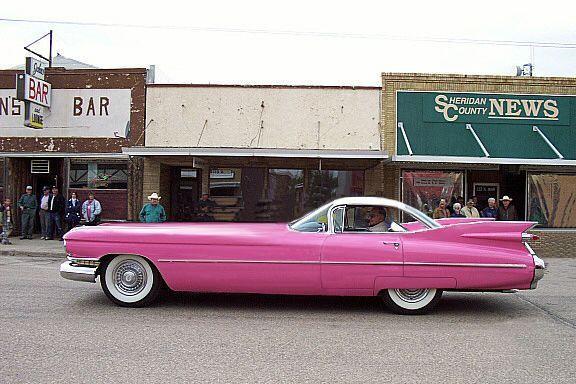 custom '59 Cadillac 2-seater | Crazy Vehicles | Pinterest | Cadillac