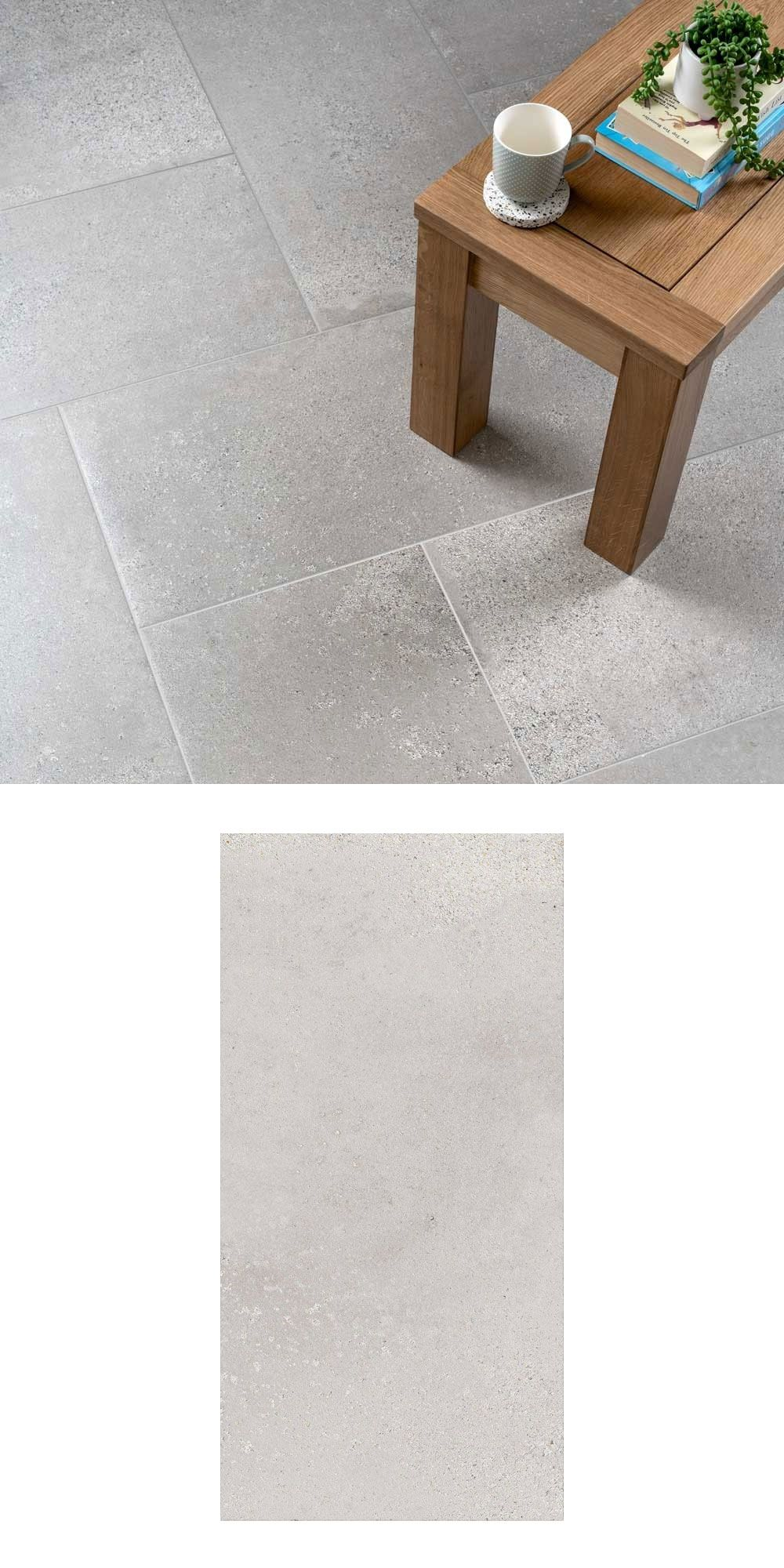 Inspired By Natural Limestone These Harrogate Mist Tiles Mimic Flecks Of Fossils And Intricate Shales They Re Ideal Fo With Images Tiles Grey Wall Tiles White Wall Tiles