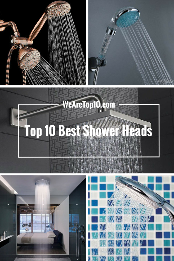 Top 10 Best Shower Heads Reviews by Price & Rating!!! #Bath ...