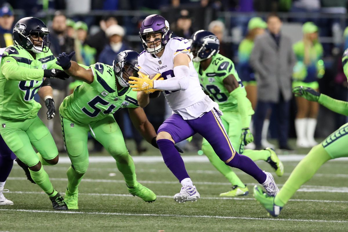 Minnesota Vikings at Seattle Seahawks Preview & Prediction