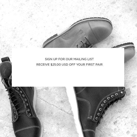 Inspiring Figure: Franz Kline   HELM Boots