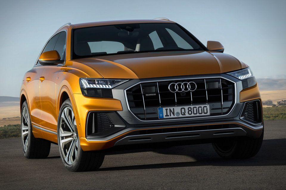 2019 Audi Q8 Suv Audi Cars Audi Luxury Suv