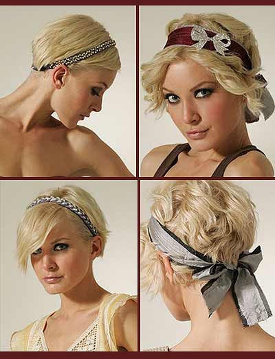 ideas for headbands for different hair types  18f0673d47c