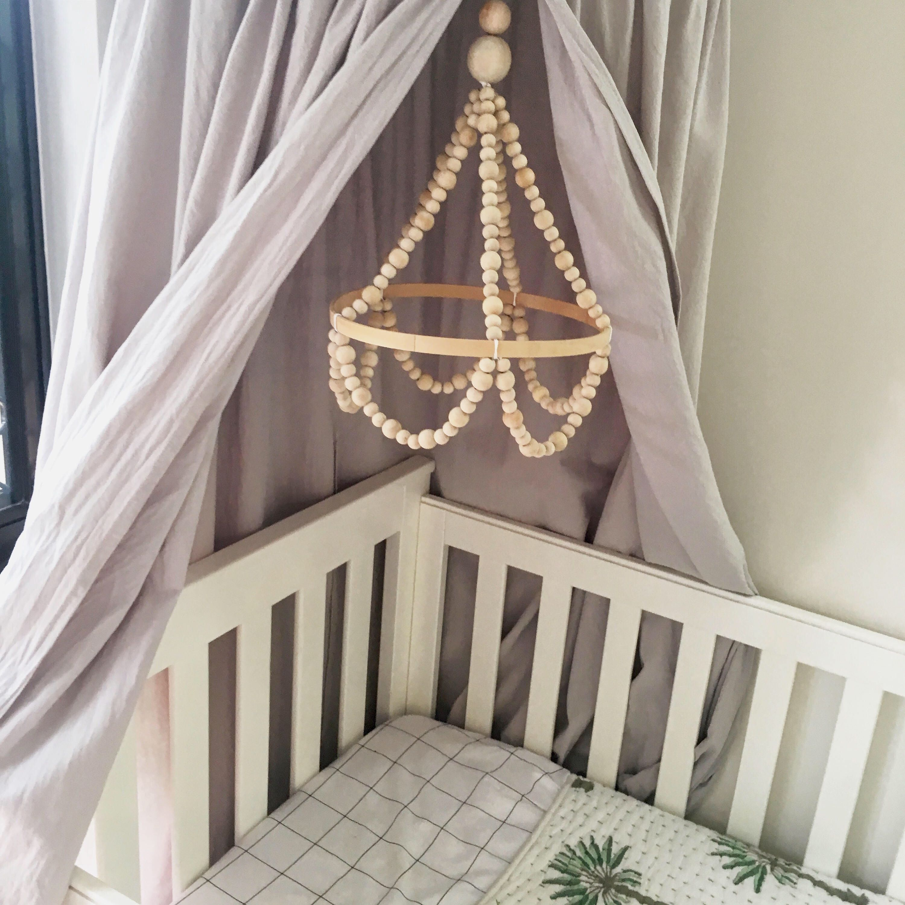 Small chandelier mobile beaded mobile boho nursery decor baby small chandelier mobile beaded mobile boho nursery decor baby mobile nursery mobile bohemian mobile cot mobile boho mobile aloadofball Images