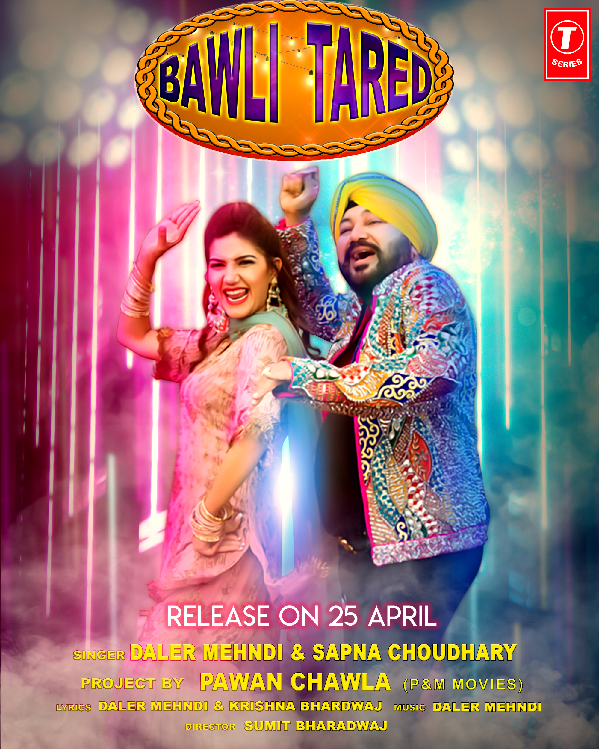 Presenting The Latest Video Song Of 2019 Bawli Tared In The Voice Of Daler Mehndi Sapna Choudhary Composed By Da Latest Video Songs News Songs Songs