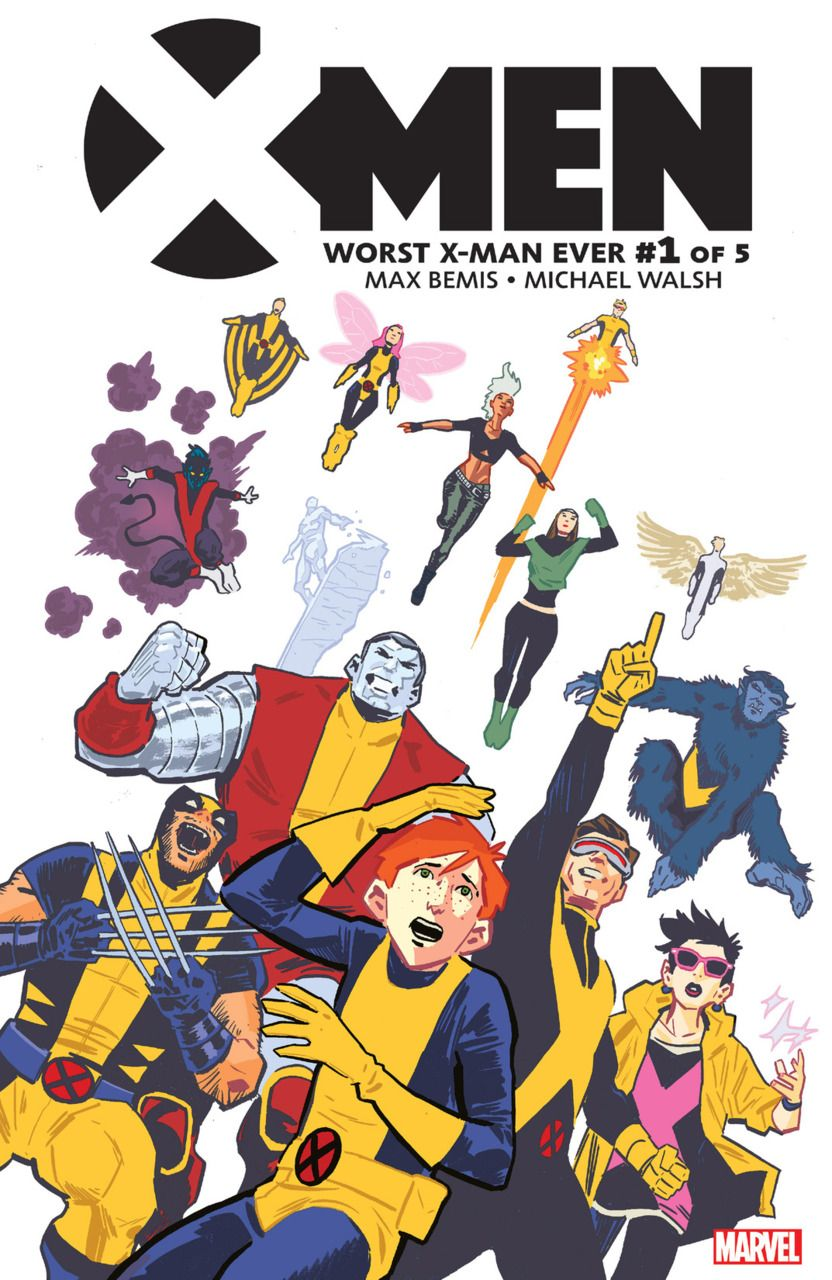 X-Men: Worst X-Man Ever #1 (Issue)