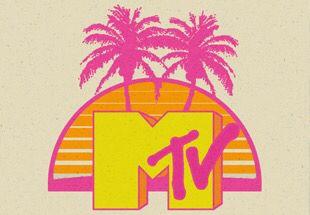 Mtv Logo Mtv Logo 80s Logo Retro