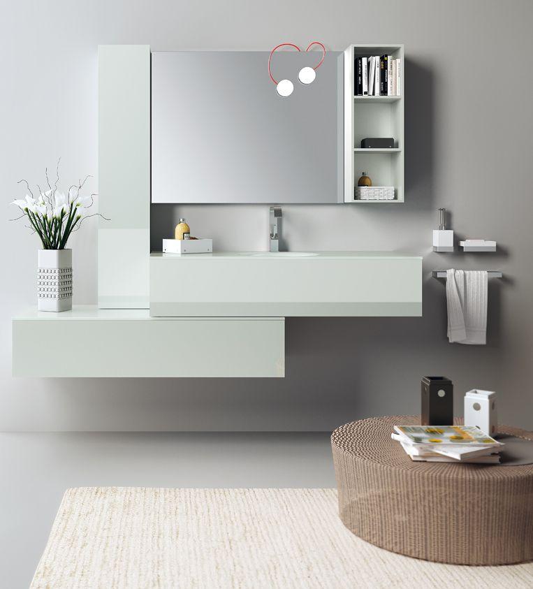 Font Collection The #bathroom according to Scavolini Ice - küchen hängeschränke ikea