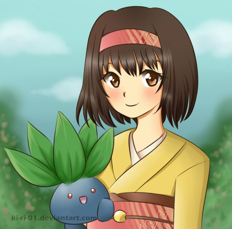 Erika by on deviantart and