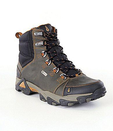Dillard S Ahnu Coburn Waterproof Hiking Boots Hiking Boots Boots Waterproof Hiking Boots