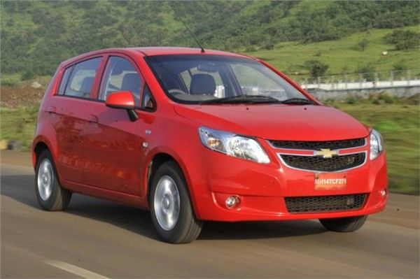 Chevrolet Sail Hatchback The All New Small Car From Gm India