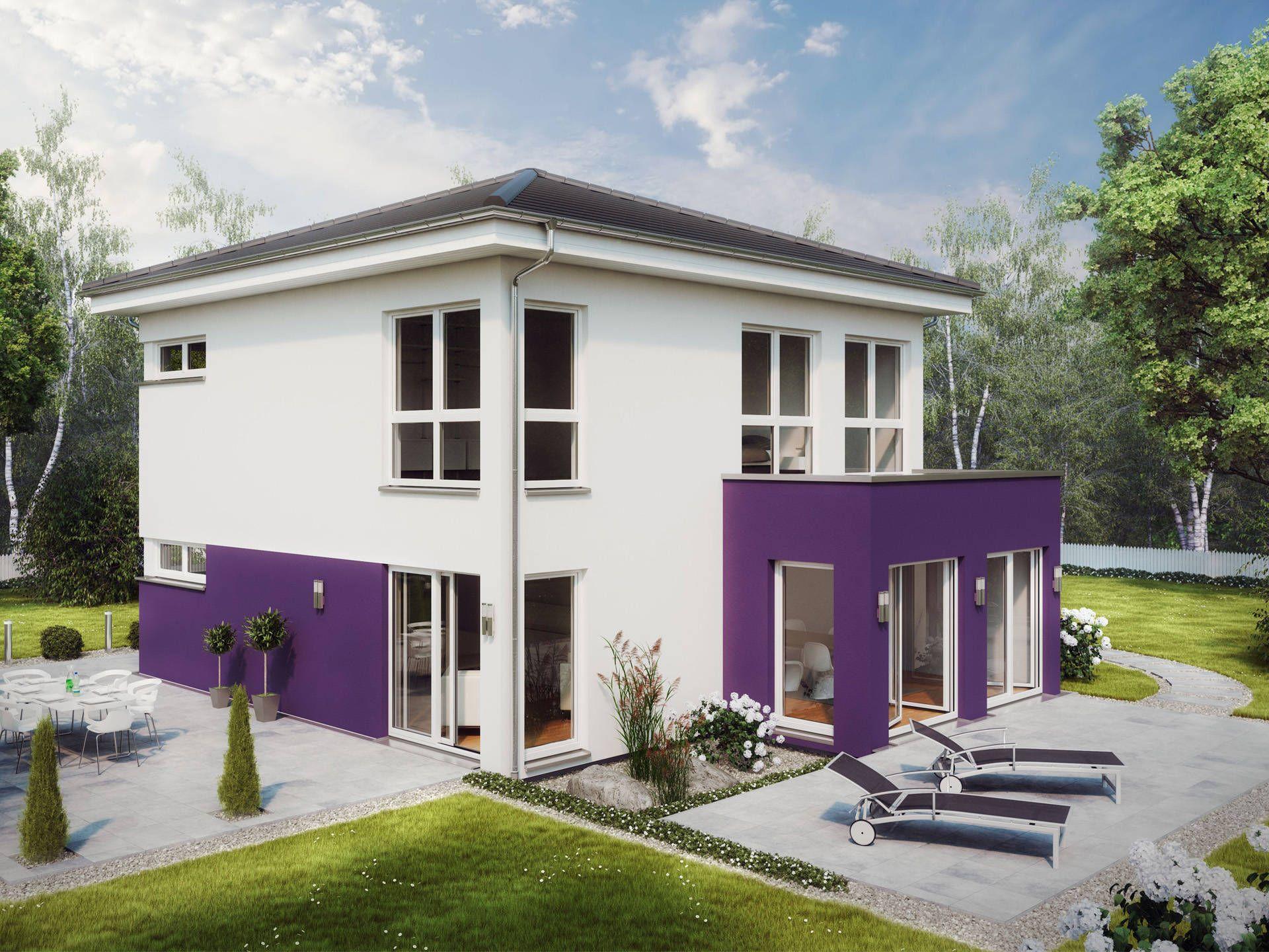 haus city 5 mehrgenerationenhaus von massa haus stilvolle stadtvilla mit farblichen. Black Bedroom Furniture Sets. Home Design Ideas
