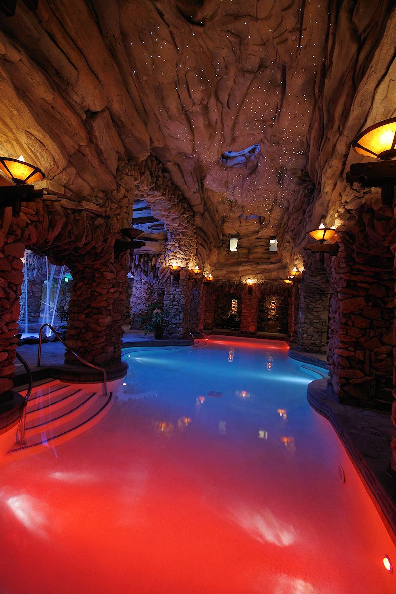 The spa at omni grove park inn in asheville nc lap pool - Indoor swimming pools charlotte nc ...