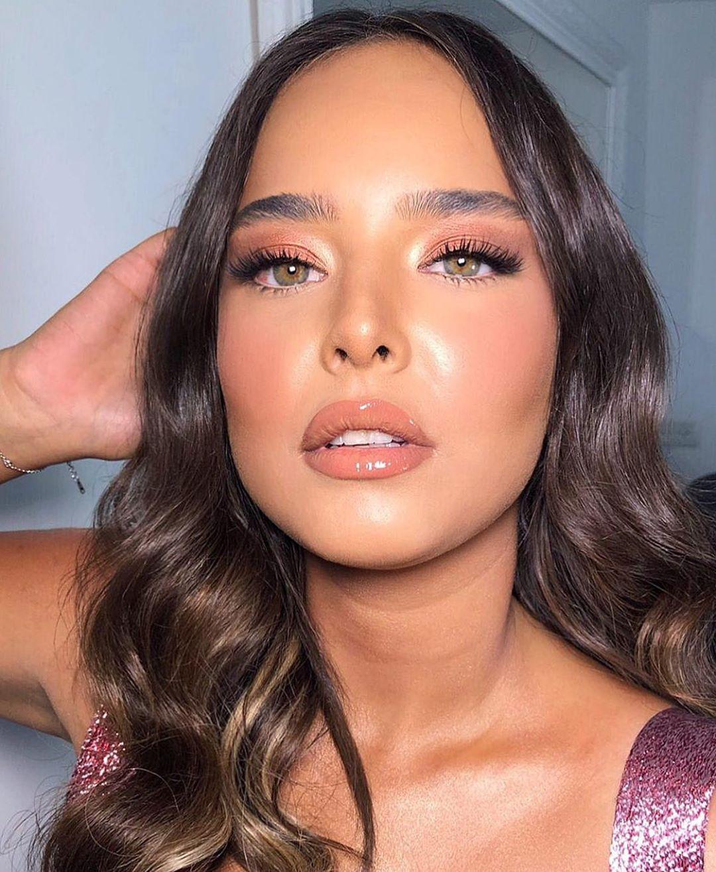 INDIVIDUAL LASHES All Length 🔥 Available NOW on site Shopeyelashespro.com  #repost @paz_bukai #shopeyelashespro… | Glowing makeup, Gorgeous makeup,  Glamorous makeup