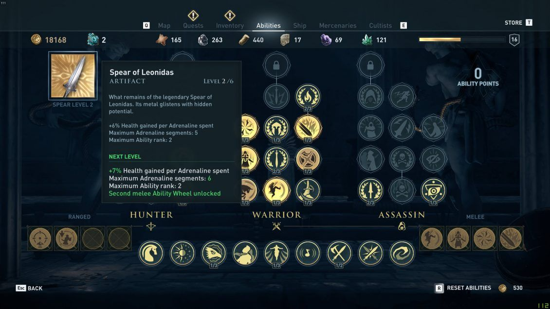 Assassin S Creed Odyssey Abilities And Combat Guide With Images