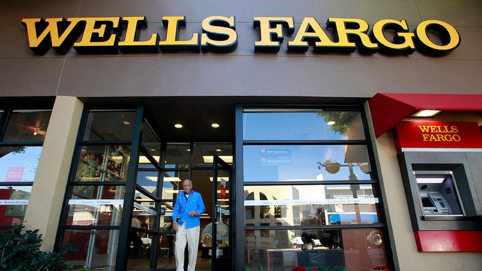 Wells Fargo Bank Settlement Free Check From Wells Fargo Bank