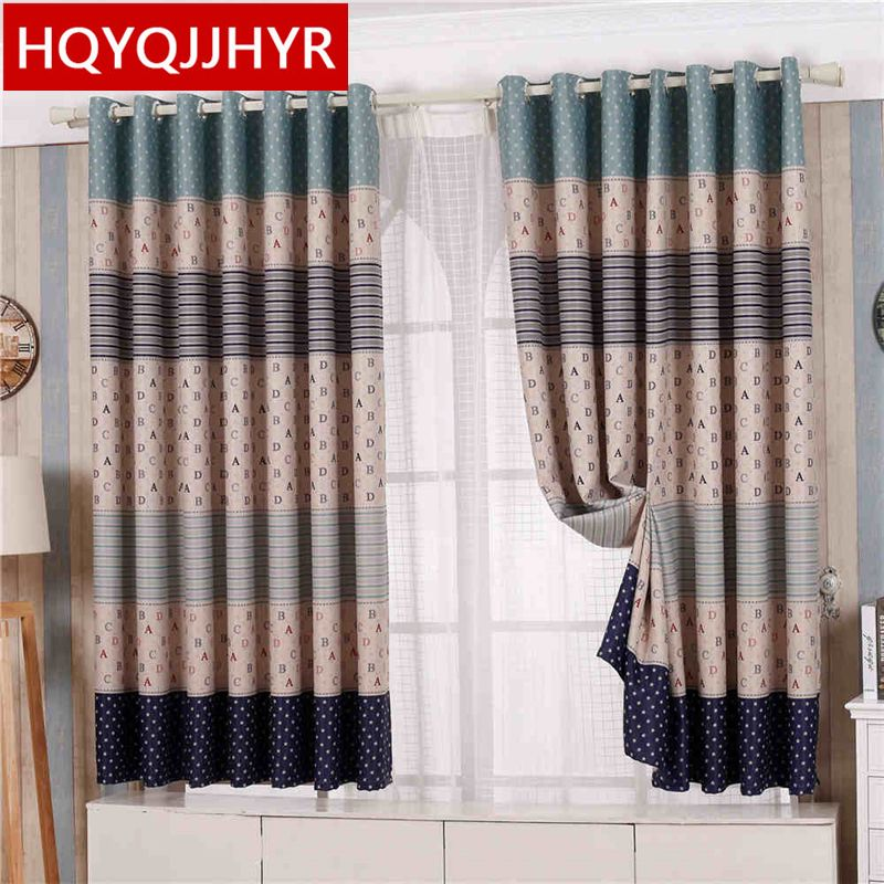 20 Models Of Modern Full Blackout Curtains Thick Short For