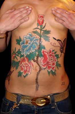 Hepatic surgery scar cover tat pinterest tattoo for Tattoos to cover surgery scars