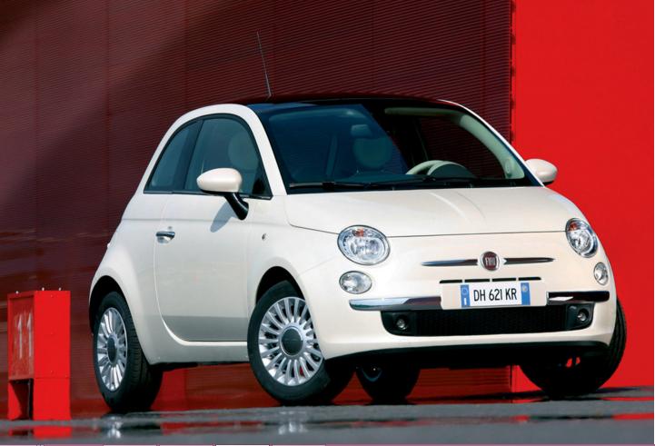 Auto A Metano O Gpl Fiat Nuova 500 Carina Retro Vendita In