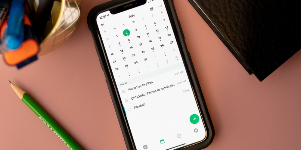 The Best ToDo List App in 2020 To do list, App, Apple
