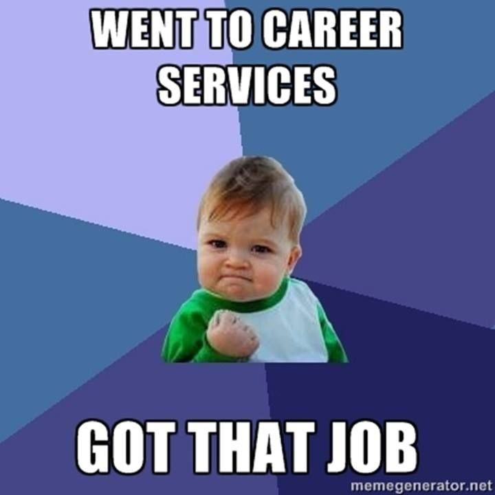 Let us help you spiff up that resume and get ready for that
