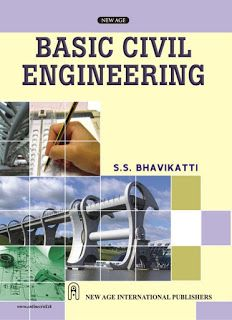 Basic Civil Engineering By S S Bhavikatti Pdf Free Download 7see With Images Civil Engineering Books Civil Engineering Engineering Notes