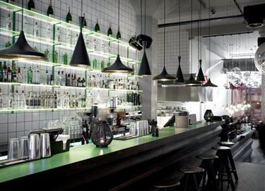Bar Design : Zoo Bar by Roomstore